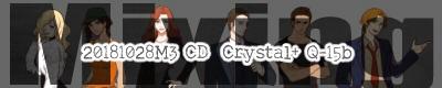 mixing | Crystal+